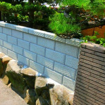 危険な大谷石塀の改修工事のすすめ